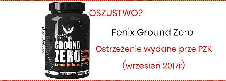 problem fenix ground zero opinia pzk