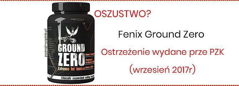 problem fenix ground zero opinia pzk